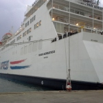 FerryXpress; the MV Adriatico from Napoli