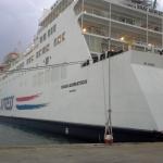 FerryXpress; the MV Adriatico from Napoli